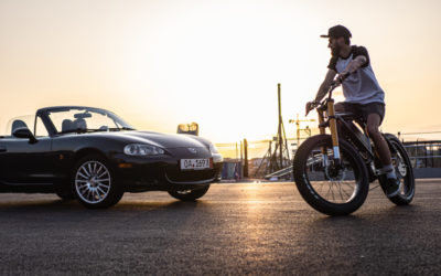 Replacing your car with an electric bike