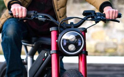 Le Cafe Racer version speed bike